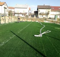 Postavljanje trave