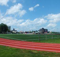 Staza i nogometni teren