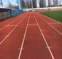 Sanacija atletske staze 1