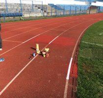 Sanacija atletske staze 3