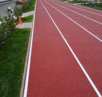 Američka škola atletska staza (2)