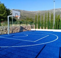 Orebić košarka