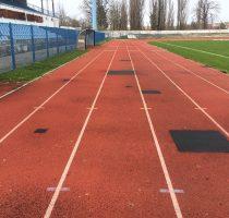 Sanacija atletske staze 2